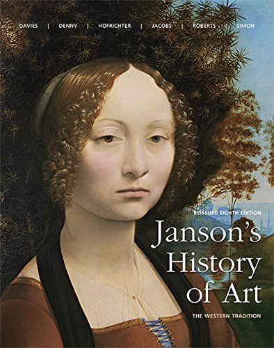 Janson's History of Art + New Myartslab for Art History Access Card: The Western Tradition  2015 edition cover