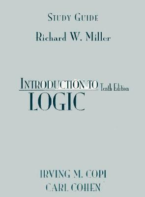 Introduction to Logic  10th 1998 (Student Manual, Study Guide, etc.) edition cover