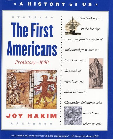 First Americans Prehistory 1600  3rd 2003 (Revised) 9780195153200 Front Cover