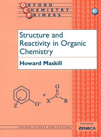 Structure and Reactivity in Organic Chemistry   1999 edition cover