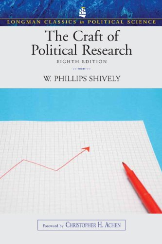 Craft of Political Research  8th 2011 edition cover