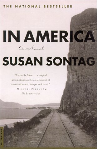 In America A Novel Revised edition cover