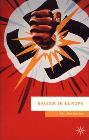 Racism in Europe 1870-2000  2001 (Revised) edition cover