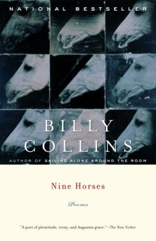Nine Horses Poems  2002 edition cover