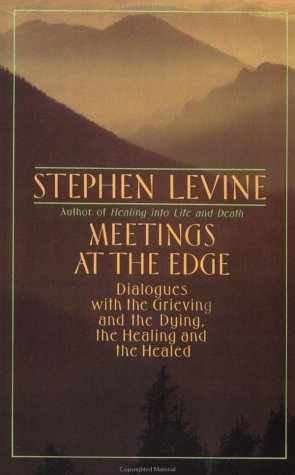 Meetings at the Edge Dialogues with the Grieving and the Dying, the Healing and the Healed N/A edition cover