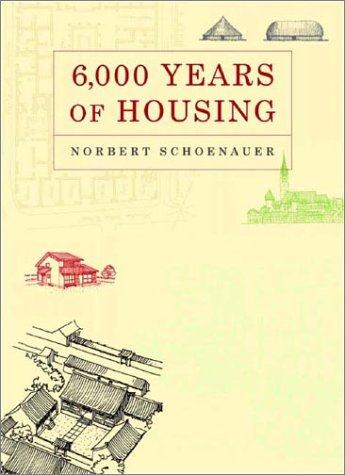 6000 Years of Housing  3rd 2003 edition cover