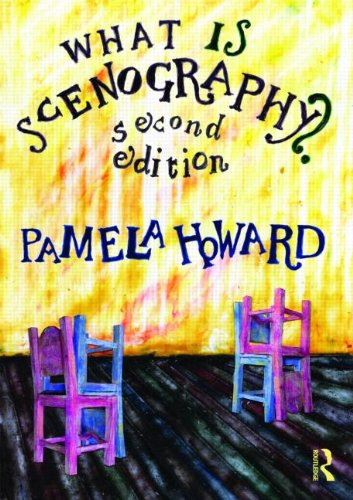 What Is Scenography?  2nd 2010 (Revised) edition cover