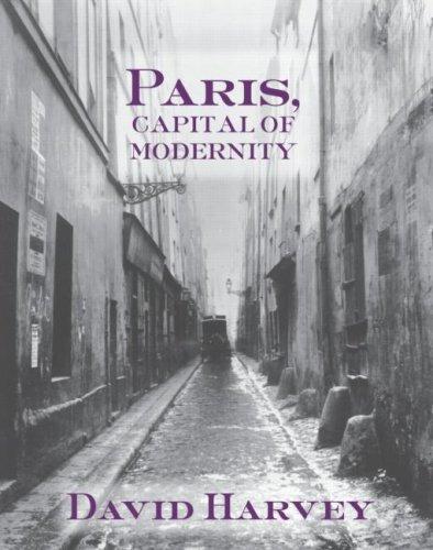 Paris, Capital of Modernity   2004 edition cover