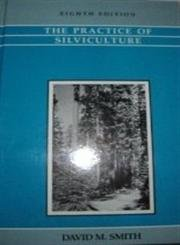 Practice of Silviculture  8th 1986 edition cover