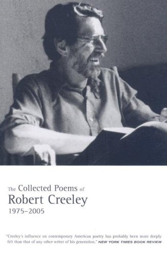 Collected Poems of Robert Creeley, 1975-2005   2008 edition cover