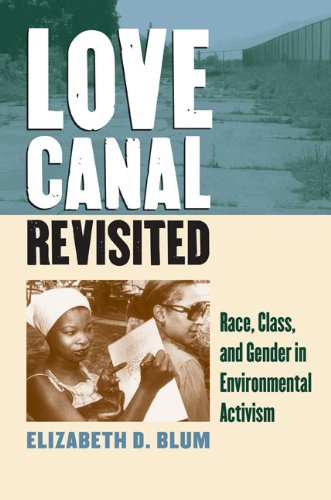 Love Canal Revisited   2008 9780700618200 Front Cover