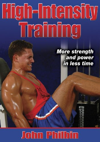 High-Intensity Training   2004 edition cover