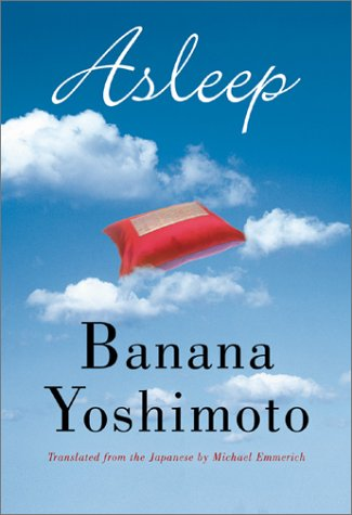 Asleep  Reprint  edition cover