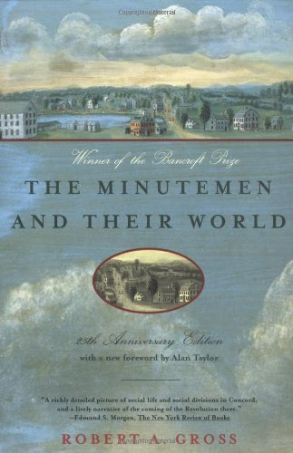 Minutemen and Their World   2001 (Anniversary) edition cover