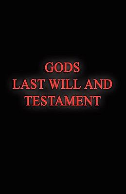 Gods Last Will and Testament N/A edition cover