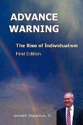 Advance Warning, The Rise of Individualism N/A edition cover