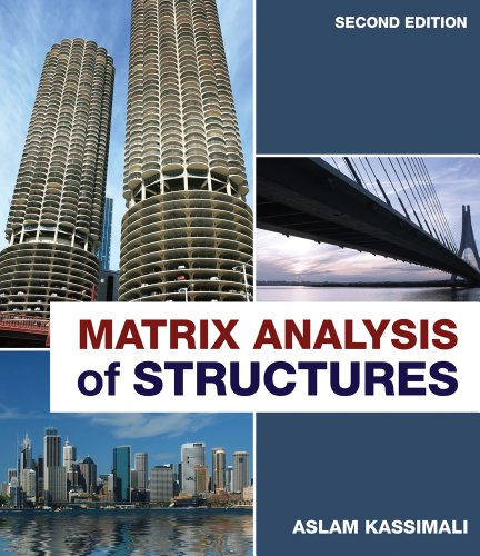 Matrix Analysis of Structures  2nd 2012 edition cover