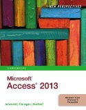 New Perspectives on Microsoft� Access 2013, Comprehensive   2014 9781285099200 Front Cover
