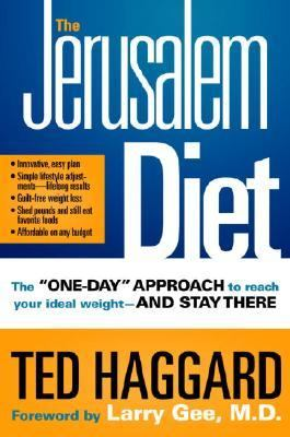 Jerusalem Diet The One Day Approach to Reach Your Ideal Weight--And Stay There  2005 9781400072200 Front Cover