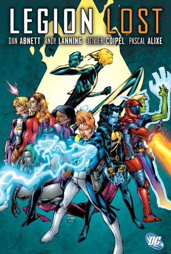 Legion Lost   2011 edition cover