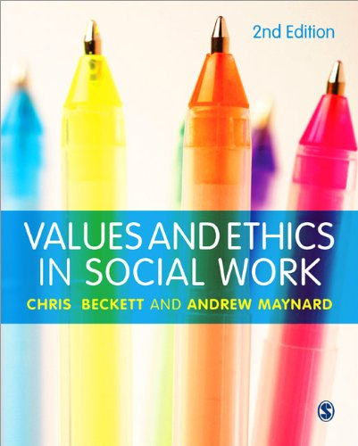 Values and Ethics in Social Work  2nd 2013 edition cover
