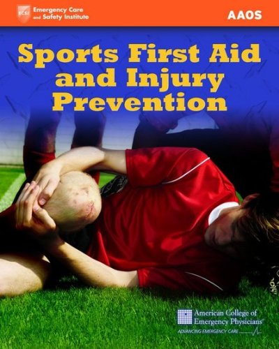 Sports First Aid and Injury Prevention  2nd 2009 edition cover