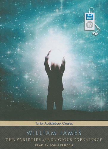The Varieties of Religious Experience:  2011 edition cover