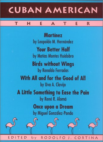Cuban American Theater N/A edition cover