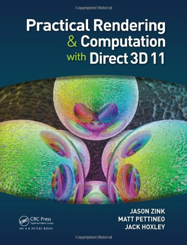 Practical Rendering and Computation with Direct3D 11   2011 edition cover