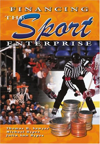 Financing the Sport Enterprise   2004 edition cover