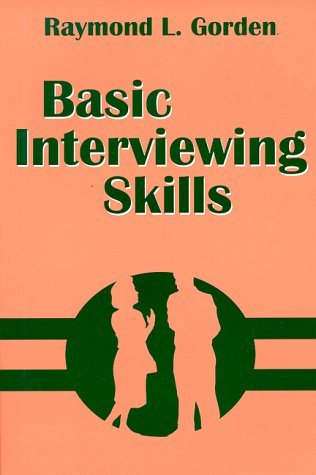 Basic Interviewing Skills  Reprint edition cover