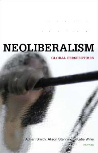Social Justice and Neoliberalism Global Perspectives  2008 edition cover