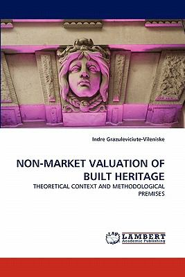 Non-Market Valuation of Built Heritage N/A 9783838396200 Front Cover