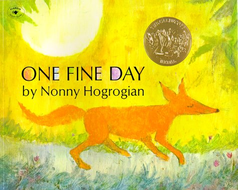 One Fine Day   1974 9780020436201 Front Cover
