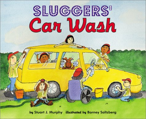 Sluggers' Car Wash   2002 9780060289201 Front Cover