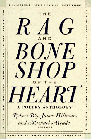 Rag and Bone Shop of the Heart A Poetry Anthology Reprint  edition cover