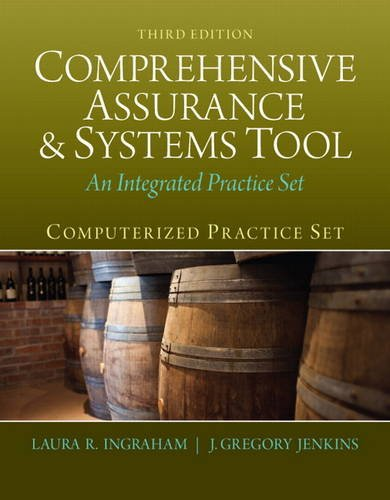Comprehensive Assurance and Systems Tool An Integrated Practice 3rd 2014 9780133099201 Front Cover