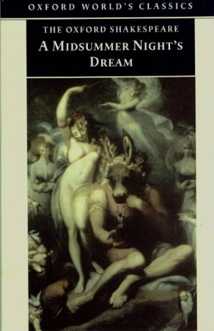 Midsummer Night's Dream   1998 edition cover