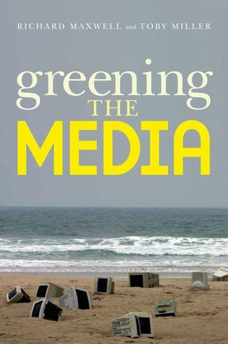Greening the Media   2012 edition cover