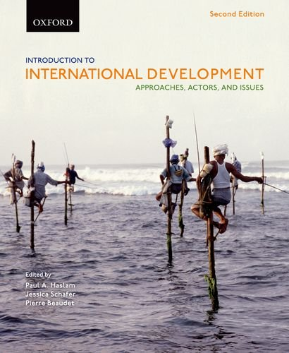 Introduction to International Development Approaches, Actors, and Issues 2nd 2012 edition cover