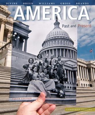 America Past and Present, Combined Volume 10th 2013 edition cover
