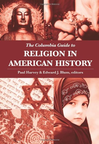 Columbia Guide to Religion in American History   2012 9780231140201 Front Cover