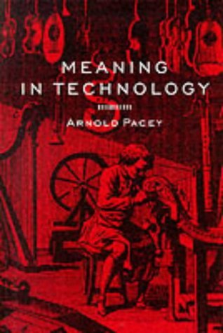 Meaning in Technology   2001 edition cover