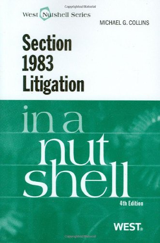 Section 1983 Litigation  4th 2011 (Revised) edition cover