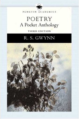 Poetry A Pocket Anthology 3rd 2002 edition cover