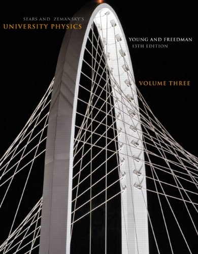 University Physics - Chapters 37-44  13th 2012 edition cover