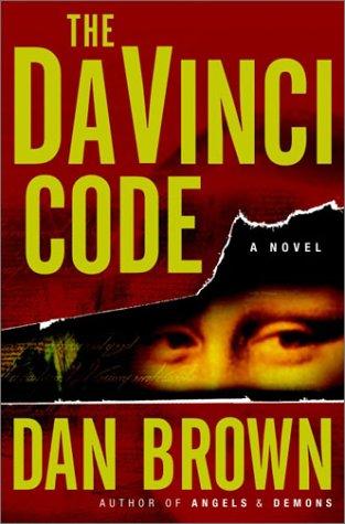 Da Vinci Code   2003 edition cover