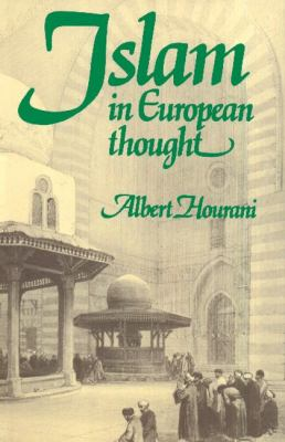 Islam in European Thought   1992 edition cover