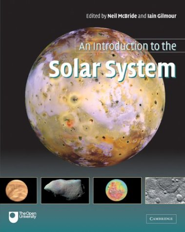 Introduction to the Solar System   2004 edition cover