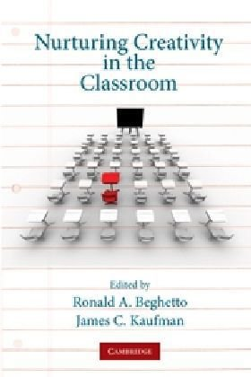 Nurturing Creativity in the Classroom   2010 edition cover